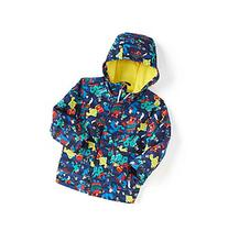 London Fog® Baby Boys Critter Printed Jacket