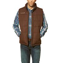 Ariat Men's Crius Vest, Coffee Bean, X-Large