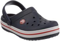 Crocs Crocband Clog ,Navy,1 M US Little Kid