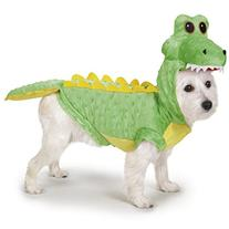 """Casual Canine Casual Canine Crocodile Costume for Dogs, 20"""""""