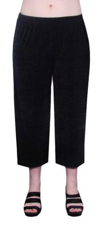 Sport Haley Women's Crop Pant, Blue, 10