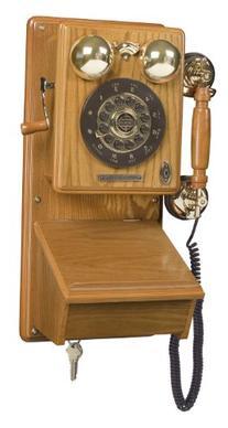 Crosley Country Wall Phone Ii