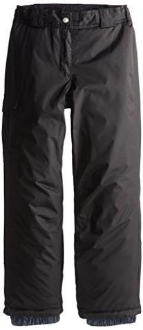 White Sierra Girl's Cruiser Pant  Black Pants MD