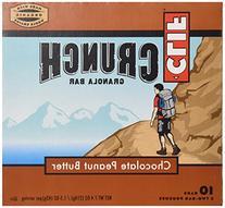 Clif Crunch Granola Bars - Peanut Butter - 1.5 oz - 5 ct - 3
