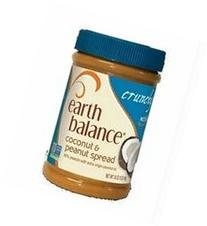 Earth Balance Crunchy Coconut Peanut Butter