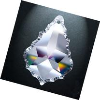 Asfour Crystal 911 Pendeloque Clear Crystal Prism, 2.5-Inch