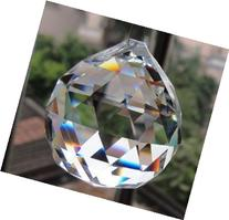 VOVOV 6Pcs Large Crystal Ball Prism Pendant Suncatcher 30mm