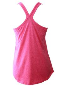 YogaColors Crystal Tri Blend T Back Tank Top Up To Size 4XL
