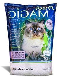Fresh Magic Crystals Cat Litter 8 lb Bag