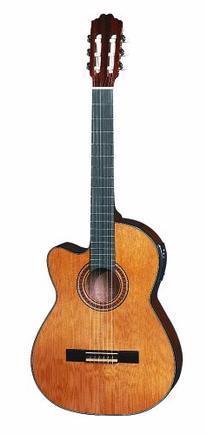 Dean Cscm Espana Solid Top Cutaway Acoustic-Electric Guitar