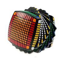 YJ Moyu 13x13x13 Speed Cube Puzzle Black