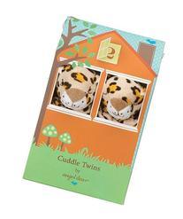 Angel Dear Cuddle Twin Set, Leopard Print
