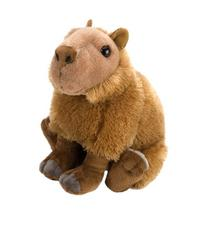 "Wild Republic Cuddlekin Capybara 12"" Plush"
