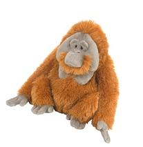 "Wild Republic Cuddlekin Orangutan 12"" Plush"
