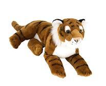 Cuddlekins Laying Tiger 12 inch Plush
