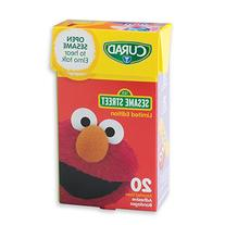 Curad Sesame Street Bandages With Sound - First Aid Supplies
