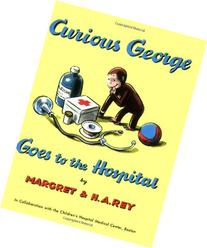 Curious George Goes to the Hospital Book & CD