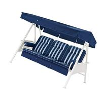 Kettler 84 in. Cushion Swing with Canopy