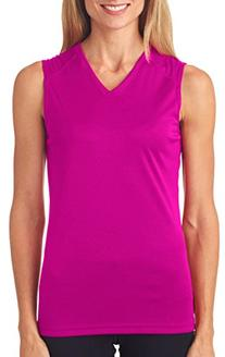 Custom Badger Womens B-Core Sleeveless Performance Tees HOT