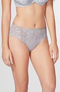 Women's Wacoal 'Awareness' High Cut Briefs  Morning Glory