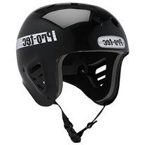 Pro-Tec Full Cut Water Helmet, Gloss Black, S