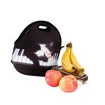 iColor Cute Cat Piano Neoprene Sleeve Boys Girls School