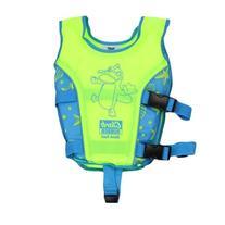 Cute Duck Pattern Swim Vest Learn-to-Swim Floatation Jackets