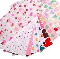 Lot of 30 Cute Sweet Kraft Paper Letter Envelope for