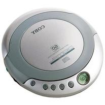 Coby CXCD329 Personal CD Player with 60 Sec. Anti Skip and
