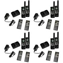COBRA CXR-925 35 Mile 22 Channel UHF/FM NOAA Two-Way Radios