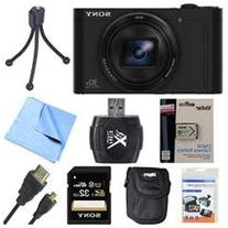 Sony Cyber-Shot DSC-WX500 Digital Camera with 3-Inch LCD