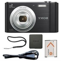 Sony Cyber-shot DSC-W800 20.1MP Digital Camera 5x Optical