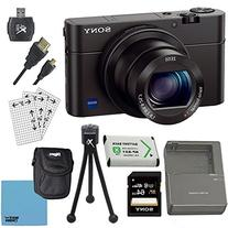 Sony DSC-RX100M III Cyber-shot Digital Still Camera Bundle