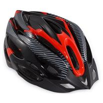 Cycling Bicycle Adult Bike Safe Helmet Carbon Hat with Visor
