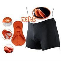 Men Cycling Underwear Gel 3D Padded Bike Bicycle Shorts