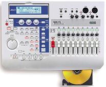 Korg D-1200 Digital Audio Multi Track Recorder