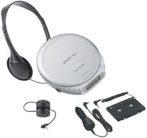 Sony D-EJ368CK CD Walkman with Car Kit
