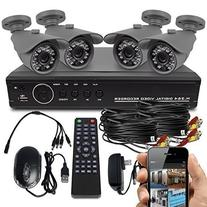 Best Vision Systems BV 8 Channel HD 1080N DVR Security