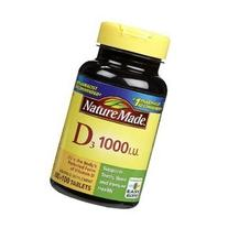 Nm Vitamin D 1000iu Vs Size 300ct Nm Vitamin D 1000iu Vs