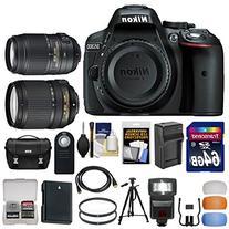 Nikon D5300 Digital SLR Camera Body  with 18-140mm VR Zoom