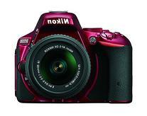 Nikon D5500 DX-format Digital SLR w/ 18-55mm VR II Kit