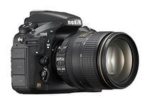 Nikon D810 FX-format Digital SLR w/24-120mm f/4G ED VR Lens