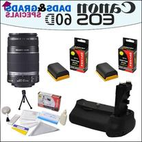 Dads & grads Special! Canon Ef-s 55-250mm F/4.0-5.6 Is