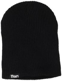 Neff Daily Double Beanie Black, One Size