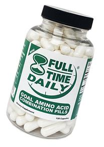 Full-Time Daily - GOAL Amino Acids Combination Pills 120