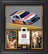 """Dale Earnhardt Jr. 2014 Daytona 500 Champion Framed 15"""" x 17"""