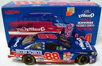 Dale Jarrett Unsigned 1:24 Scale Die Cast Car