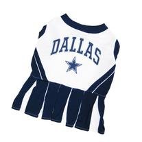 Dallas Cowboys NFL Dog Cheerleader Outfit - Small - DCCLO-SM