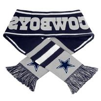 Dallas Cowboys Official NFL Adult One Size Scarf by Forever