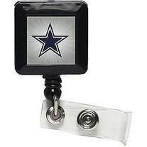 Dallas Cowboys Retractable Badge Holder